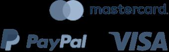 Logos von Zahlungsmethoden