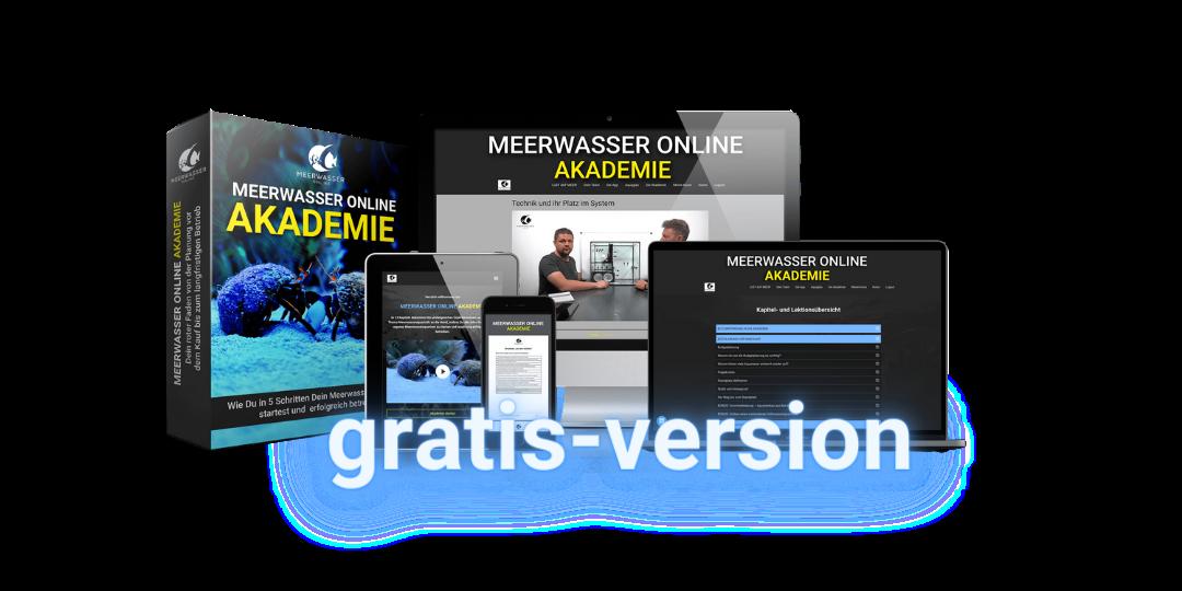 MEERWASSER ONLINE AKADEMIE gratis-version
